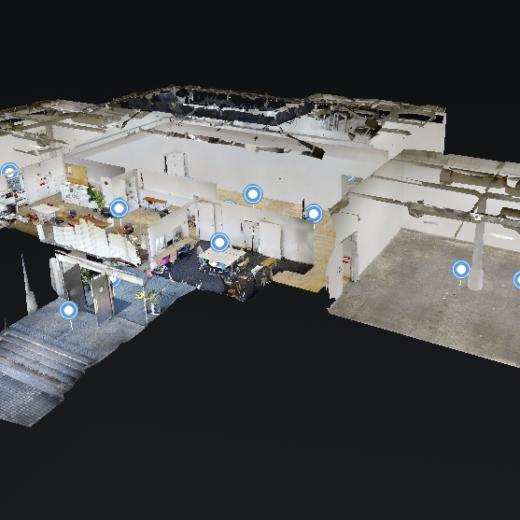 3D空間撮影「Matterport(マーターポート)」を…